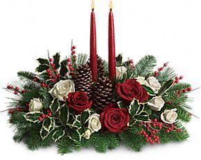 Candles Images Christmas CenterPiece Wallpaper And Background Photos Part 31