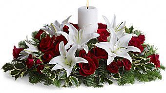 High Quality Candles Images Christmas CenterPiece Wallpaper And Background Photos Part 20