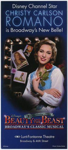 Christy Ramano as Belle