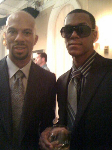 Common and Rajon Rondo