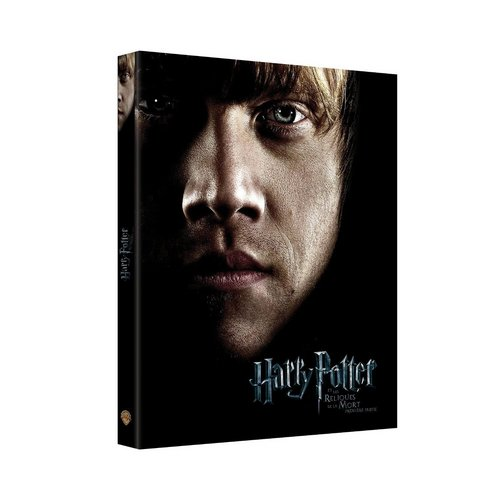 Rupert Grint wallpaper entitled DH 1 DVD Cover