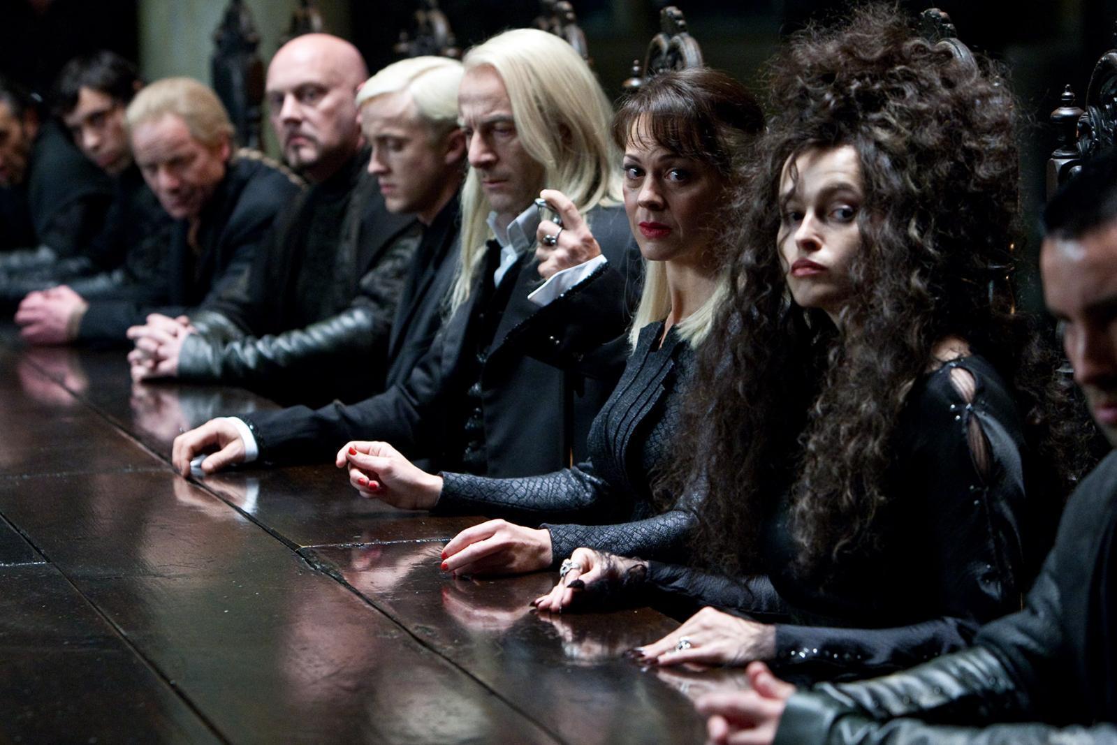 Death Eaters DH stills