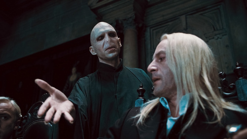 Death Eaters DH stills