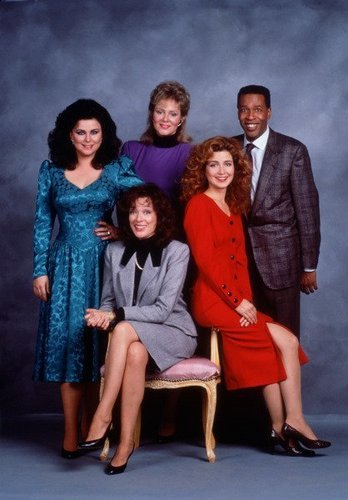 Golden Girls VS Designing Women 壁纸 with a well dressed person, a business suit, and a suit titled Designing Group