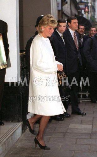 Diana Versace jas