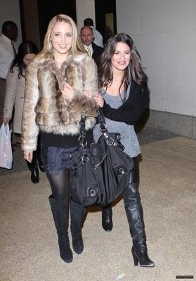 Dianna & Lea