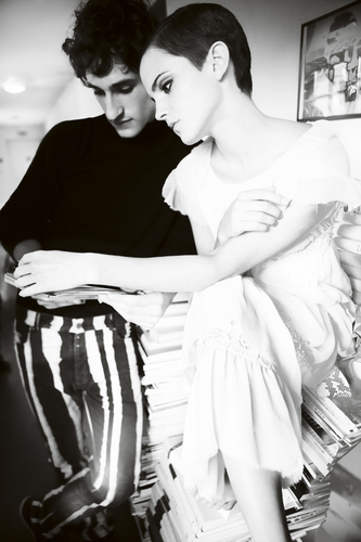 Emma   Vogue UK December 2010.