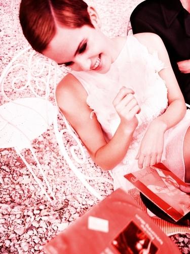Emma | Vogue UK December 2010.