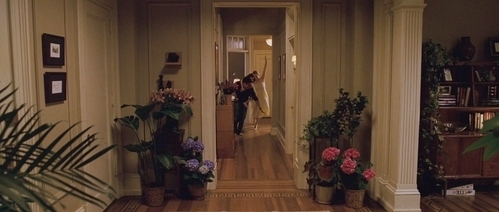 Riselle(Robert/Giselle) Enchanted wallpaper containing a drawing room, a living room, and a parlor called Enchanted