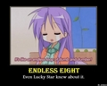Endless Eight - anime fan art