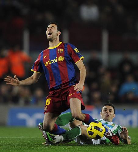 FC Barcelona v Betis - Copa del Rey