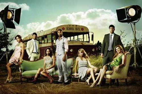 FNL Season 5 cast - friday-night-lights Photo