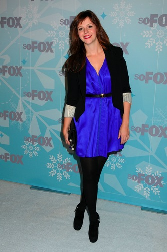 vos, fox 2011 Winter All-Star Party in Los Angles, January 11, 2011