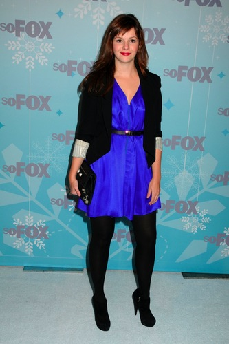 fox 2011 Winter All-Star Party in Los Angles, January 11, 2011