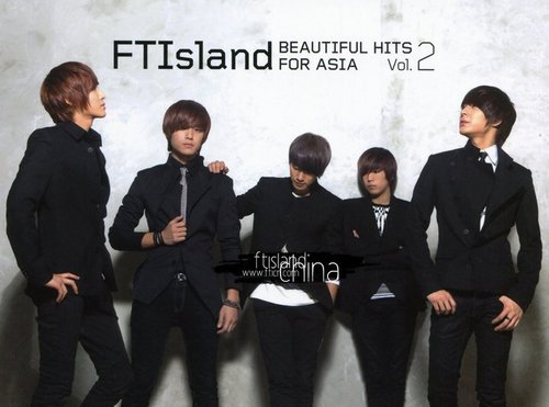 FTIsland - Beautiful Hits for Asia Vol.2
