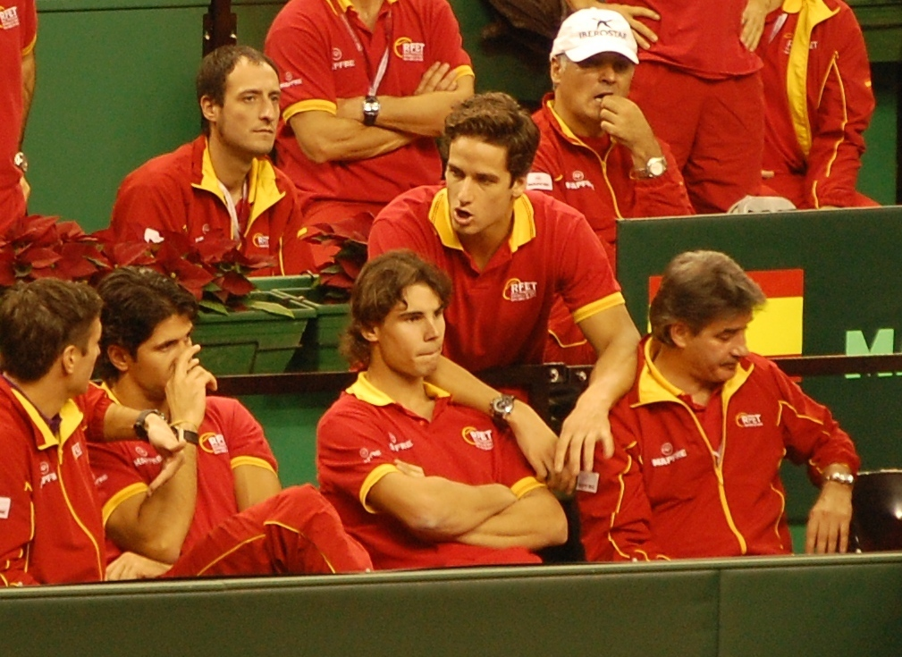 Feli Do not touch  Rafa!