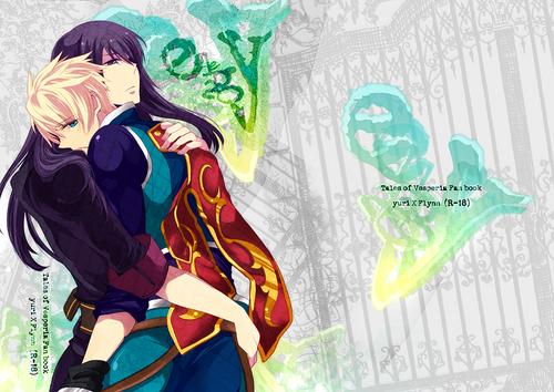 Flynn and Yuri