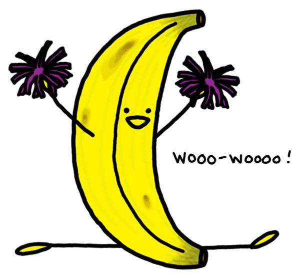 For Kat's Banana Obsession
