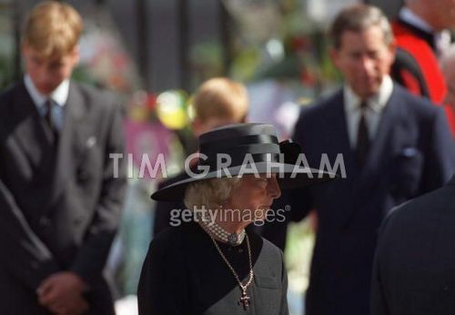 Funeral of Diana Princess of Wales - princess-diana Photo