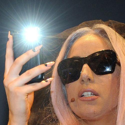 Gaga - Polaroid Grey Label