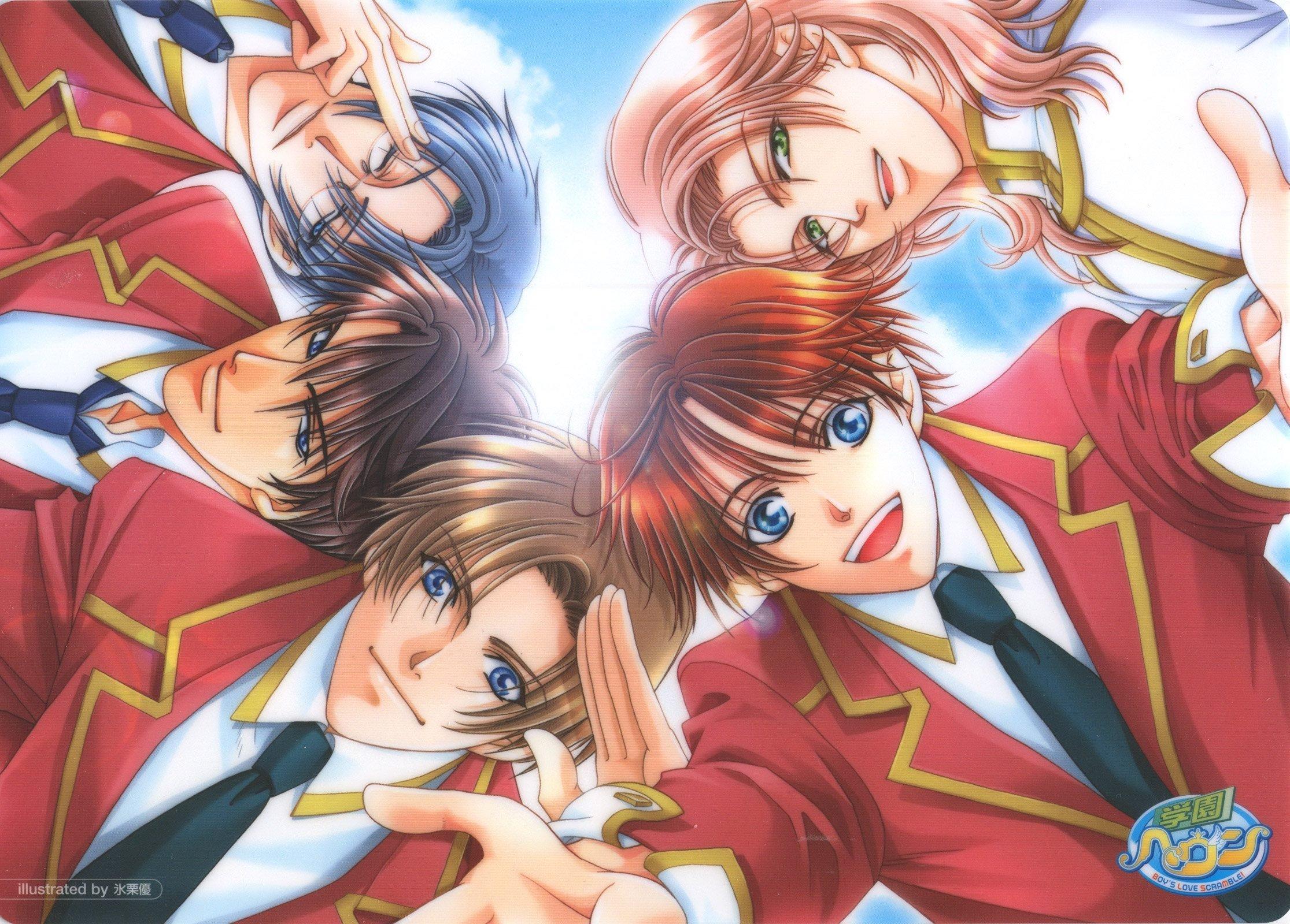 Gakuen Heaven Anime