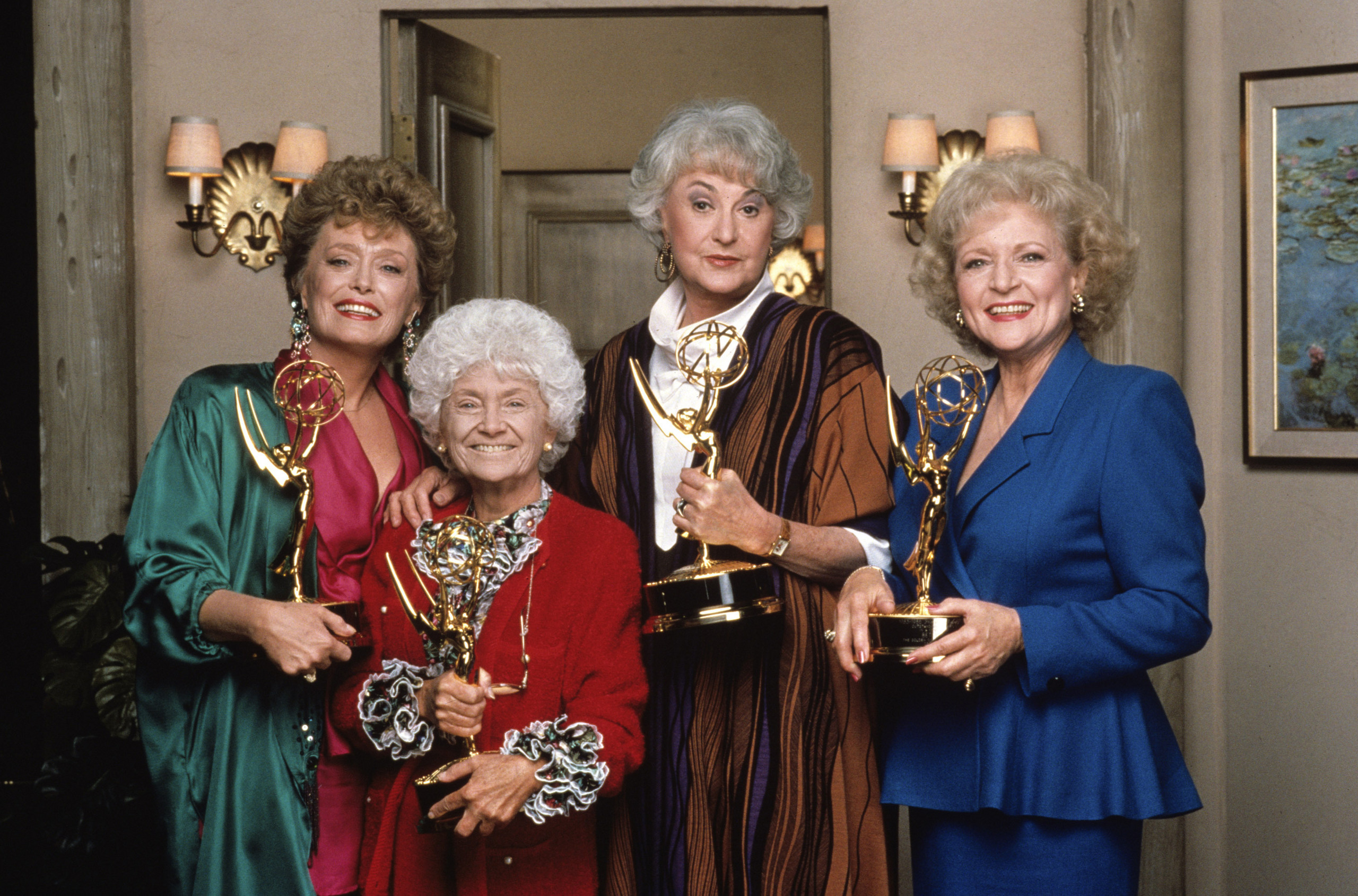 designing women meet golden girls