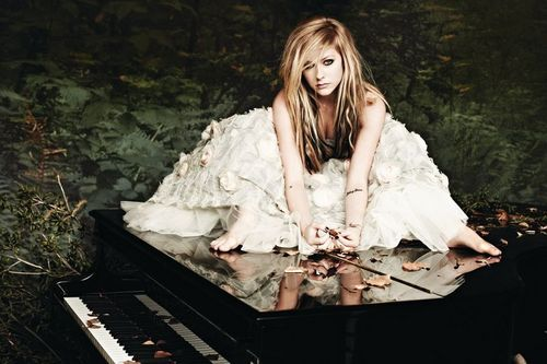 Goodbye Lullaby Shoot