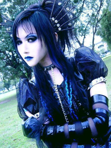 goth japanese