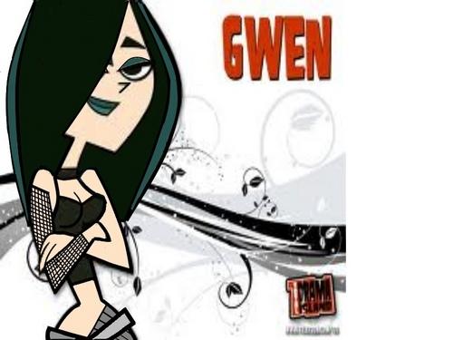 Gwen MAKE OVER