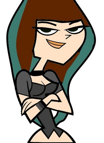 Gwen-rockstar look