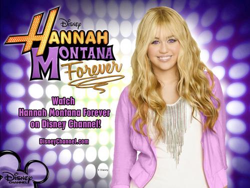 Hannah Montana Forever Exclusive Merchandise پیپر وال سے طرف کی dj!!!