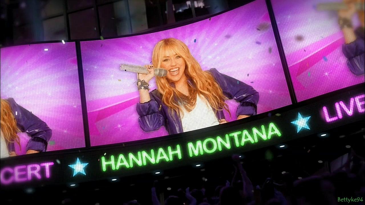 Hannah Montana fond d'écran HD