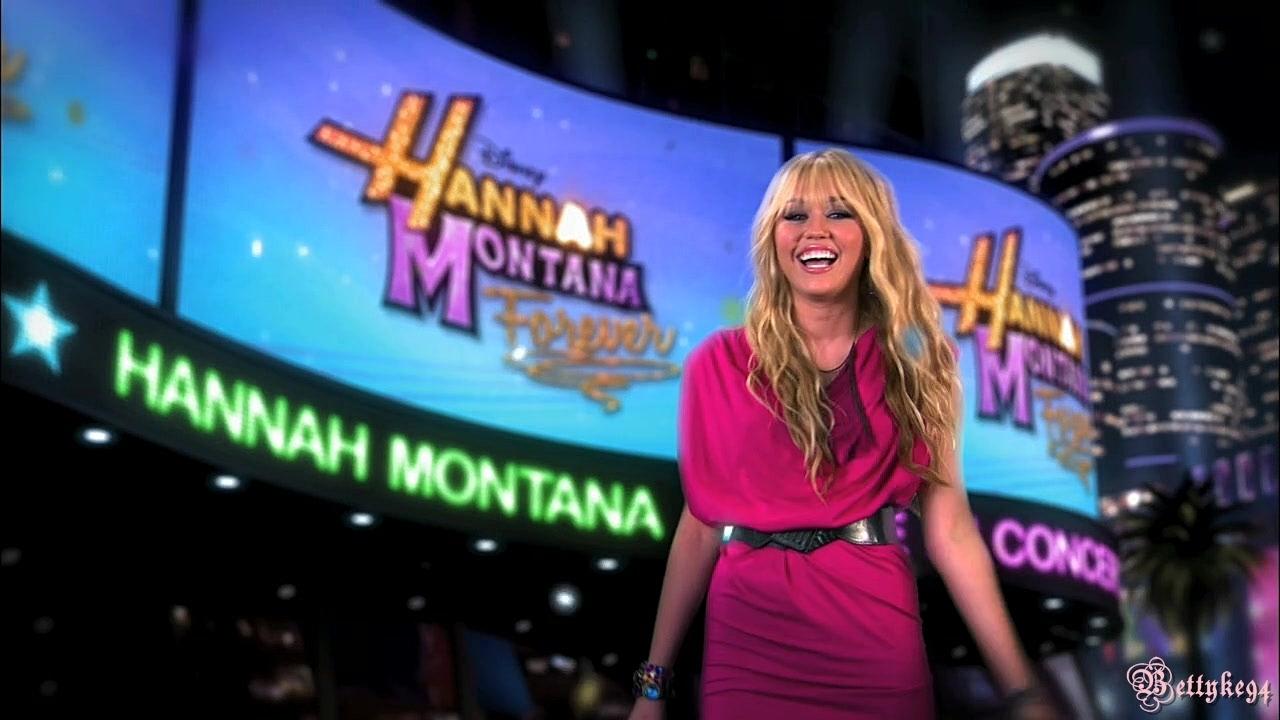 Hannah achtergrond HD