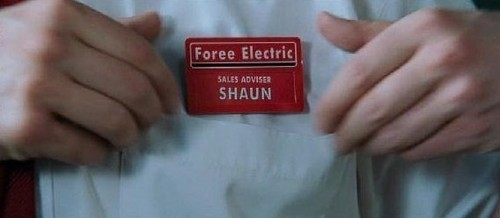 Hi, my name is Shaun.