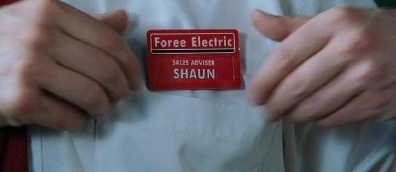 Hi, my name is Shaun.