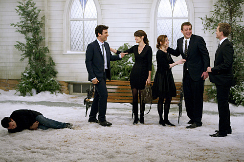 How I Met Your Mother - Last Worts - Promotional photos