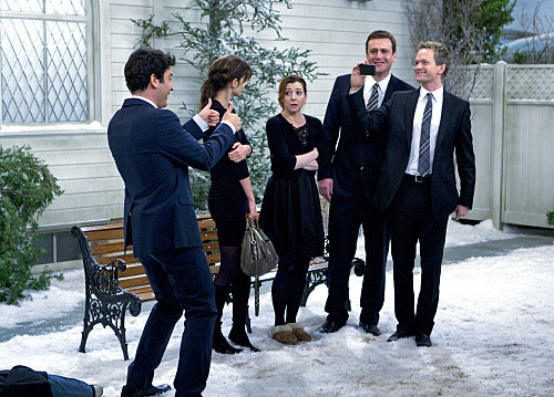 How I Met Your Mother - Last Worts - Promotional foto