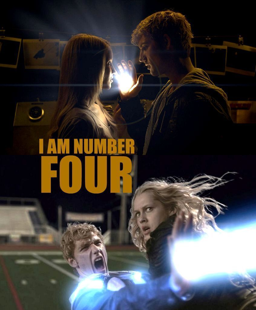I AM NUMBER FOUR - Teresa Palmer Fan Art (18334391) - Fanpop