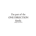 I'm Part Of The 1D Family (I'm So Proud Of Them) 100% Real :) x