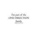 I'm Part Of The 1D Family (I'm So Proud Of Them) 100% Real :) x