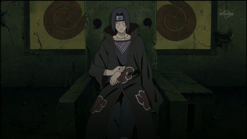 Itachi Uchiha wallpaper probably containing a surcoat and a business suit entitled Itachi Uchiha