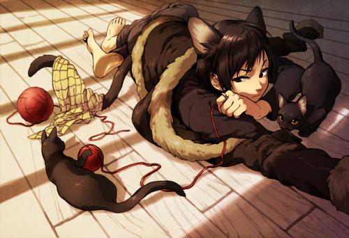 Izaya Orihara, Kitty