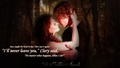 Jace &amp; Clary Wallpaper - mortal-instruments wallpaper