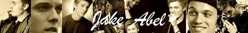 Jake Abel banner:)