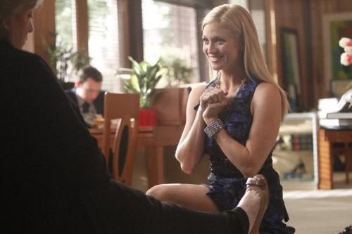 Jenna Backstrom (Brittany Snow) Promos