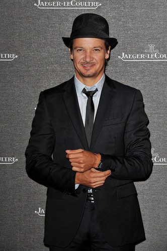 Jeremy @ 67th Venice Film Festival:  Jaeger LeCoultre Party - 2010