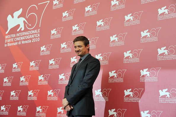 Jeremy @ 67th Venice Film Festival:  The Town Photocall - 2010