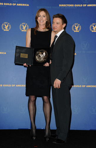 Jeremy & Kathryn Bigelow @ 62nd Annual Directors Guild Of America Awards - 2010