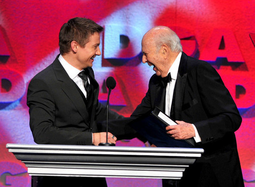 Jeremy Renner @ 62nd Annual Directors Guild Of America Awards - 2010