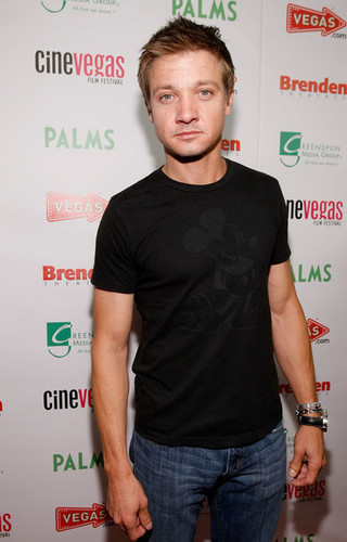 Jeremy Renner @ CineVegas Film Festival - 2009